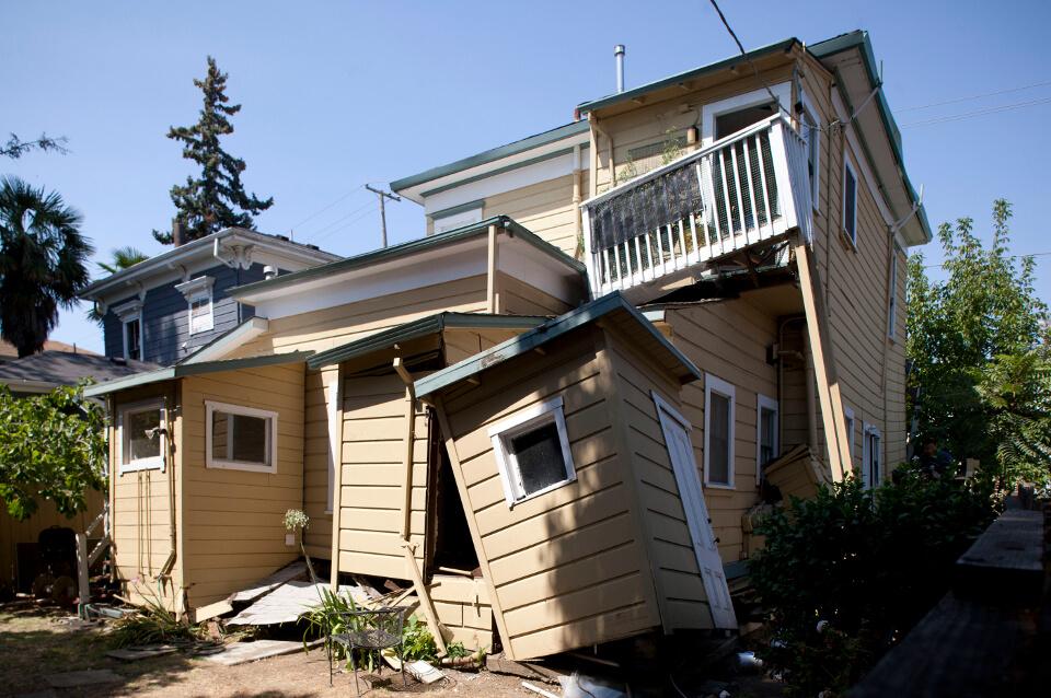 Claims for Earthquake Damage